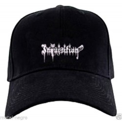 Inquisition embroidered cap