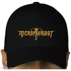Necrophagist Embroidered Cap