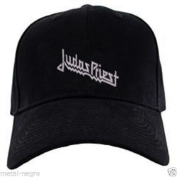Judas Priest embroidered cap