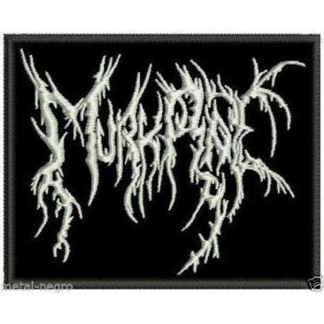 Murkrat embroidered patch