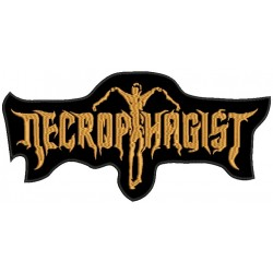 Necrophagist Embroidered Back Patch