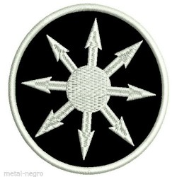 Chaos Magick Embroidered Patch