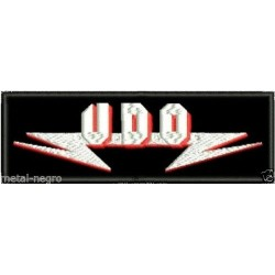 U.D.O Embroidered Patch