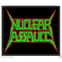 Nuclear Assault Embroidered Patch