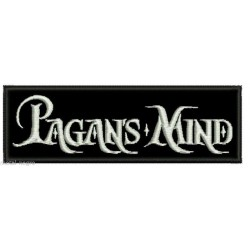 Pagans Mind Embroidered Patch