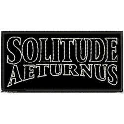 Solitude Aeternus Embroidered Patch