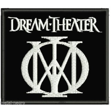Dream Theater embroidered patch