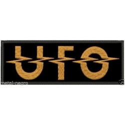 Ufo embroidered patch