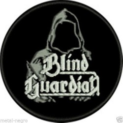 Blind Guardian embroidered patch