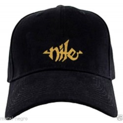 Nile Embroidered Cap