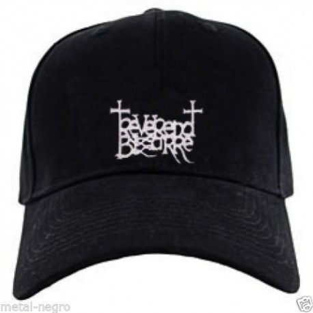 Reverend Bizarre embroidered cap