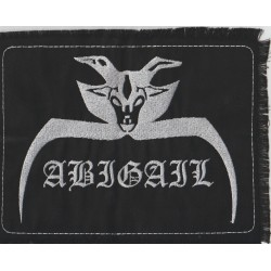Abigail Embroidered Back Patch