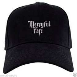 Mercyful Fate Embroidered Cap