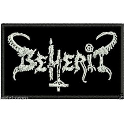 Beherit Embroidered Patch